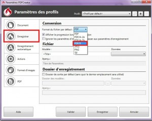 format PDF-X pour incorporer polices