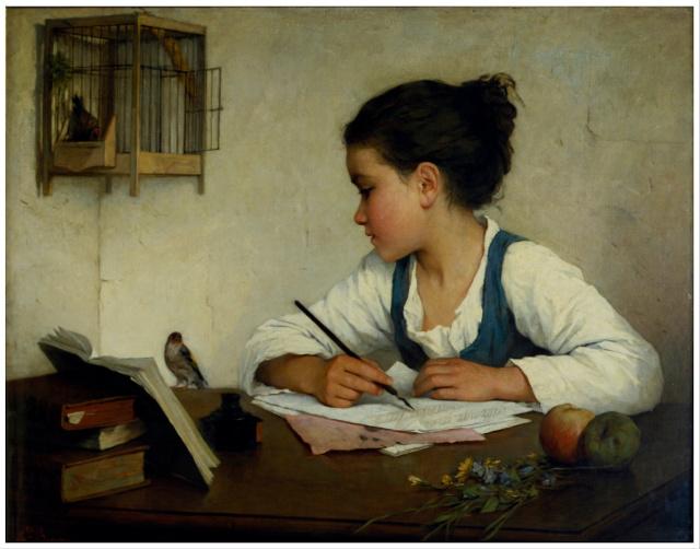 écrire quand on n'en a pas envie