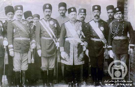 Mohammad-Vali-Khalatbari-cabinet