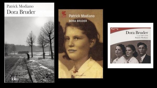 biographie livre Dora Bruder
