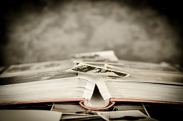 choisir des photos pour illustrer un livre biographie