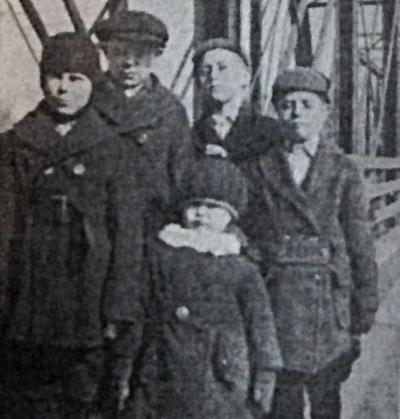 famille norvégiens américains wisconsin