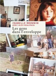 Les Gens dans l'enveloppe, d'Isabelle Monnin