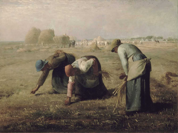 glaneuses millet peinture ancêtres
