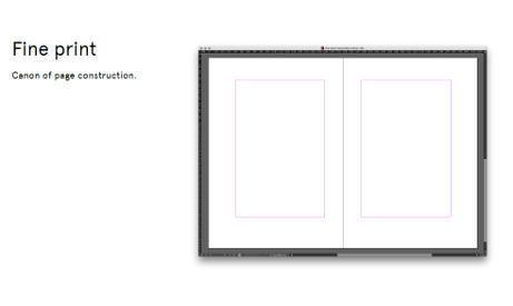 marges livre calcul dimensions