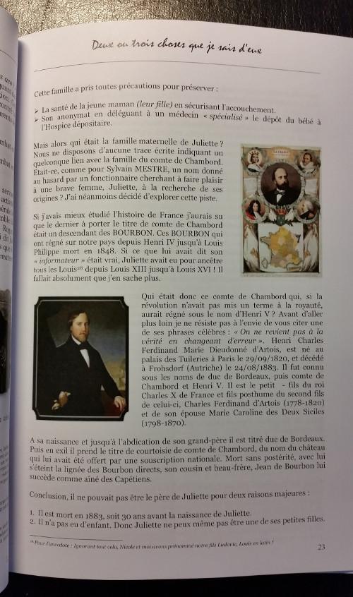 modèle livre généalogie histoire famille