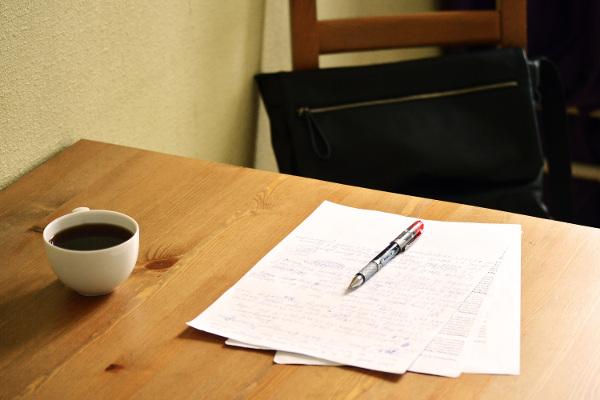 relire corriger révision manuscrit
