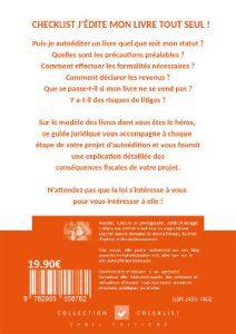 s'auto-éditer J'édite mon livre tout seul Joëlle Verbrugge