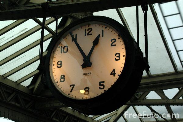 temps horloge